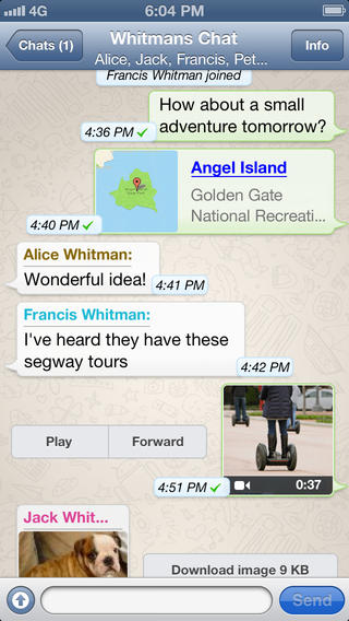 What's Up Next For WhatsApp Messenger? A New Push-To-Talk Messaging Feature