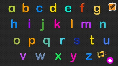 Kids App Interactive Alphabet ABCs Gains Two Fun New Features