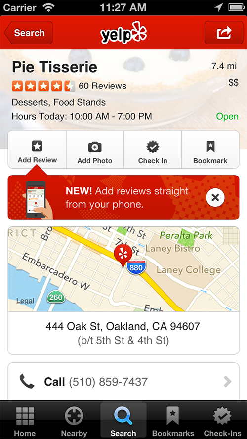 New Yelp Update Finally Allows Users To Leave Full Reviews