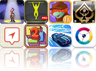 Today's Apps Gone Free: The Incident, Runtastic Pull-Ups, Fraggle Friends And More