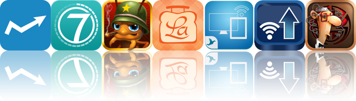 Today's Apps Gone Free: Cost, Seven, Anthill And More