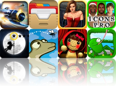 Today's Apps Gone Free: Sky Gamblers: Storm Raiders, iDatabase, Golden Trails And More