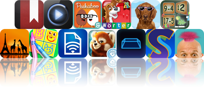 Today's Apps Gone Free: Momento, The BeatBlaster, Peekaboo Fridge And More