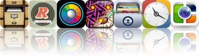 Today's Apps Gone Free: Articles, Retromatic, iColorama And More
