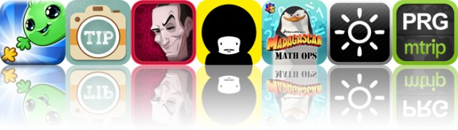 Today's Apps Gone Free: Joining Hands, Tip Grabber, The Curse And More