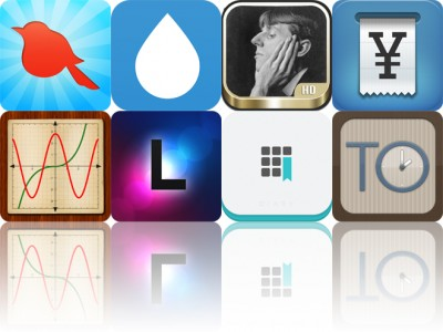 Today's Apps Gone Free: WakeBright, WaterMinder, Beardsley And More