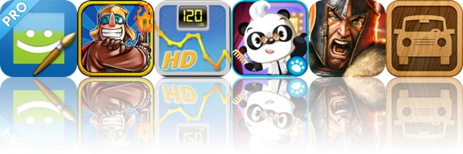 Today's Apps Gone Free: Pho.to Lab Pro, Cannon Crasha, Monitor Your Weight And More