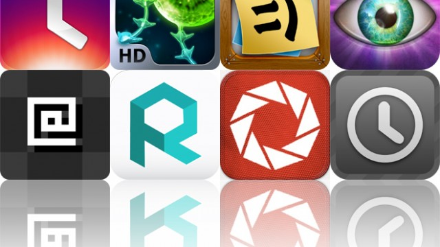 Today's Apps Gone Free: Rise Alarm Clock, Tentacle Wars HD, Stickyboard 2 And More