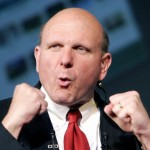 Ballmer Is Out At Microsoft