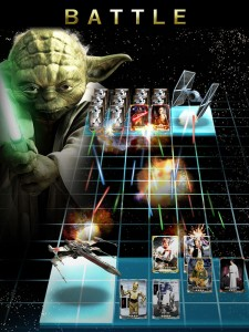 Konami Announces A New Card Battle Game, Star Wars: Force Collection