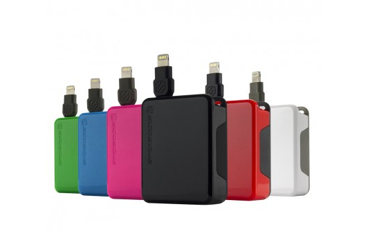 Scosche Unveils The Colorful boltBOX For Lightning Compatible iOS Devices