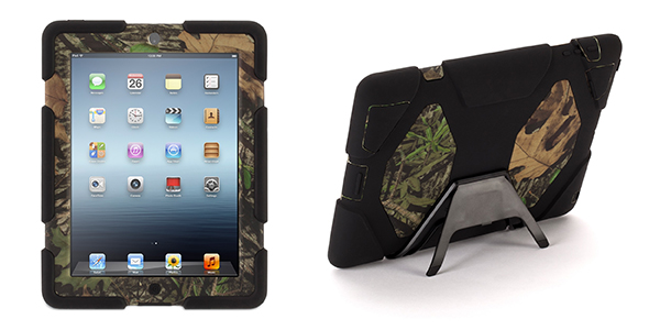 Griffin Jumps On The Camo Bandwagon With A New Series Of Survivor Cases