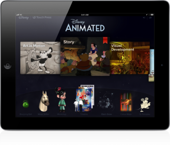 New Disney Animated App For iPad Offers The Complete Story On All 53 Classic Films