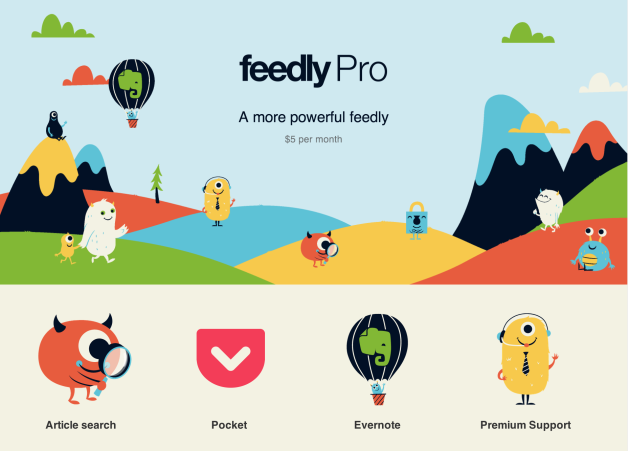 Feedly Pro Is Now Available To Everyone