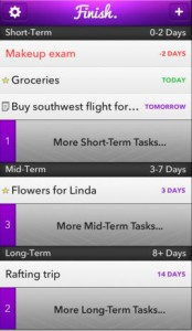 Finish Version 2.0 Brings Task Notes, Sharing Options And More