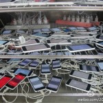 Pegatron Employee Reportedly Leaks Photo Of iPhone 5Cs Undergoing Quality Control