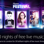 Apple Updates iOS App And Adds Apple TV Channel For iTunes Festival London 2013
