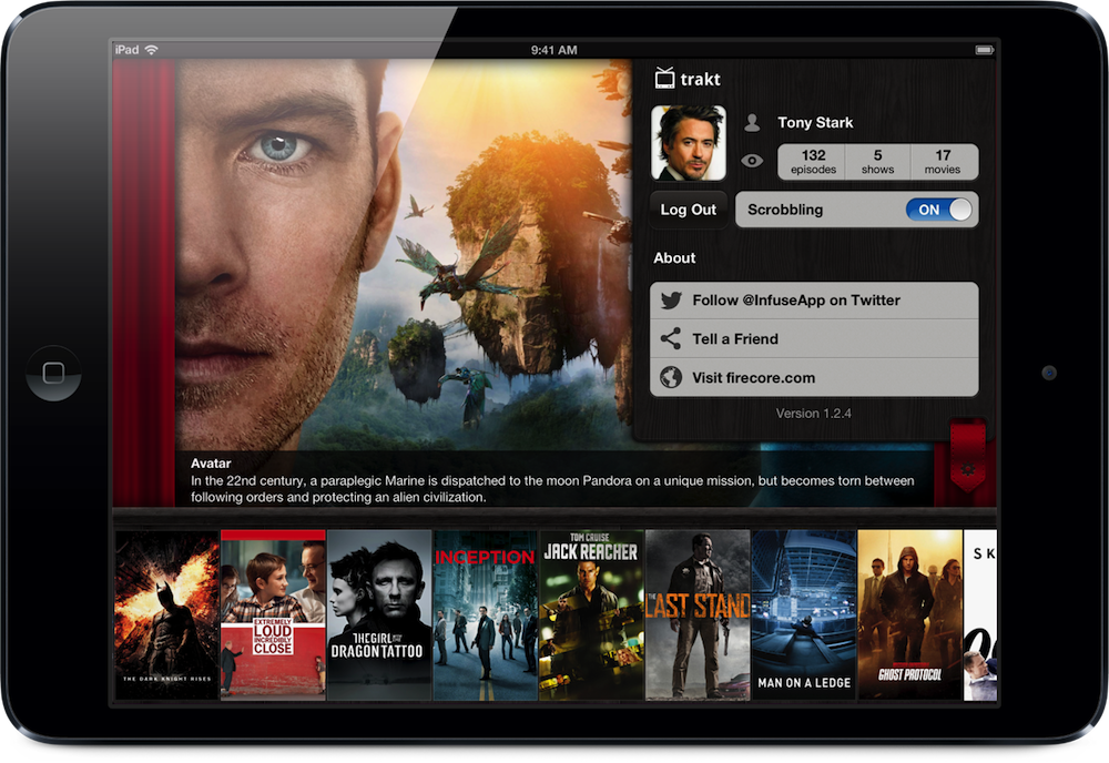 Infuse Now Supports Apple's AirPlay And Comes With Other New Features