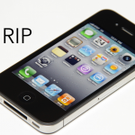 Only President Obama Can Save The iPhone 4 From Early Extinction