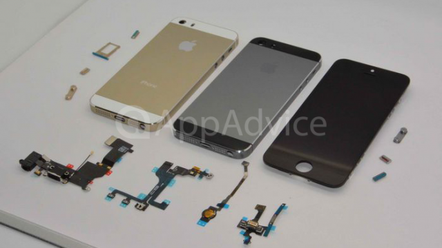 More High Resolution Photos Of The Rumored iPhone 5S Hit The Web
