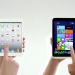 Microsoft's Latest TV Ad Takes Shots At The iPad mini