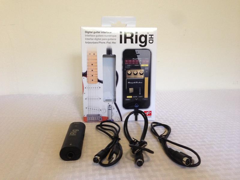 Irig Iphone  Plus