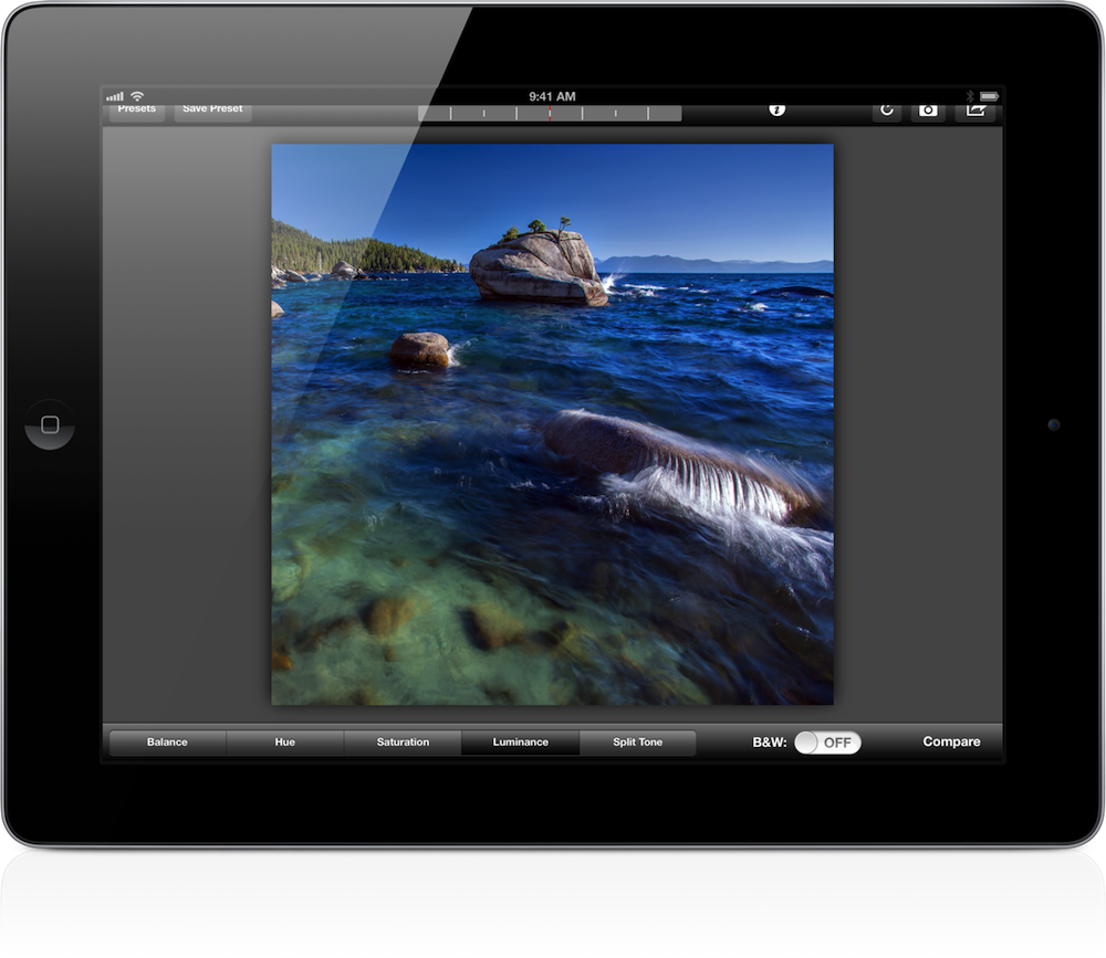 Photoristic HD Makes Editing Pictures On The iPad Fun And Easy