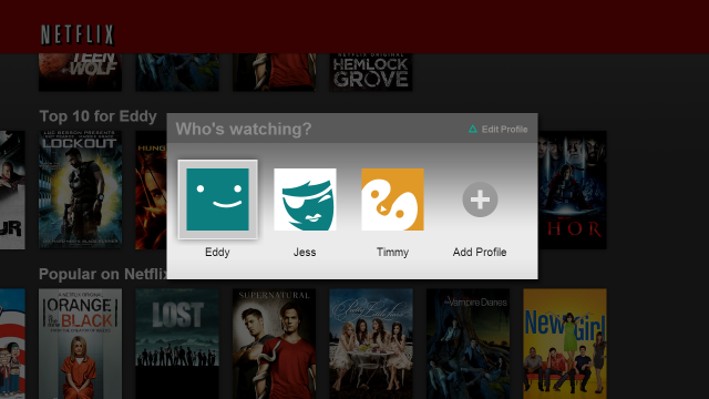 Netflix Officially Launches Personal Profiles For iOS Devices, Apple TV And More