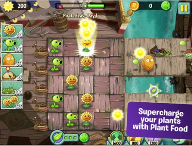 It's No Surprise: Plants Vs. Zombies 2 Is A Hit