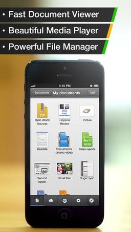 Documents By Readdle Update Brings Photo Library Integration And More