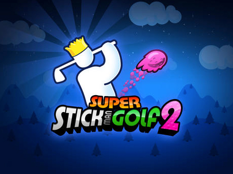 Fore! Super Stickman Golf 2 Update Adds Eight New Courses
