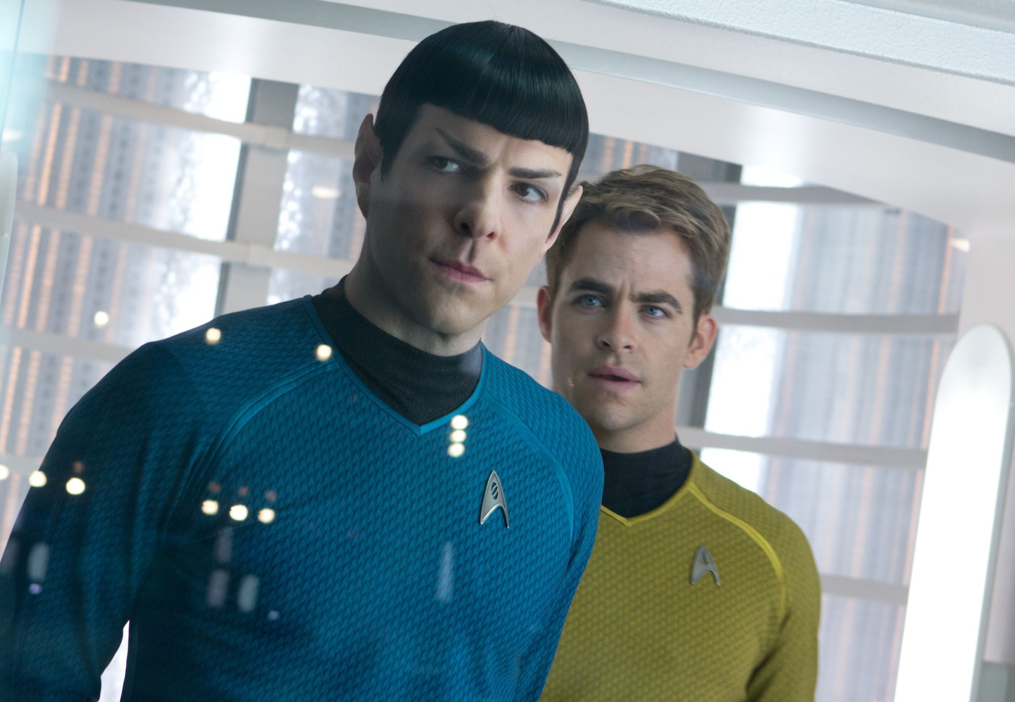 'Star Trek Into Darkness' Arrives On iTunes Three Weeks Before It Hits The DVD Market