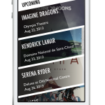 Find The Next Awesome Concert With Timbre 2.0, The Music Discovery App For iPhone