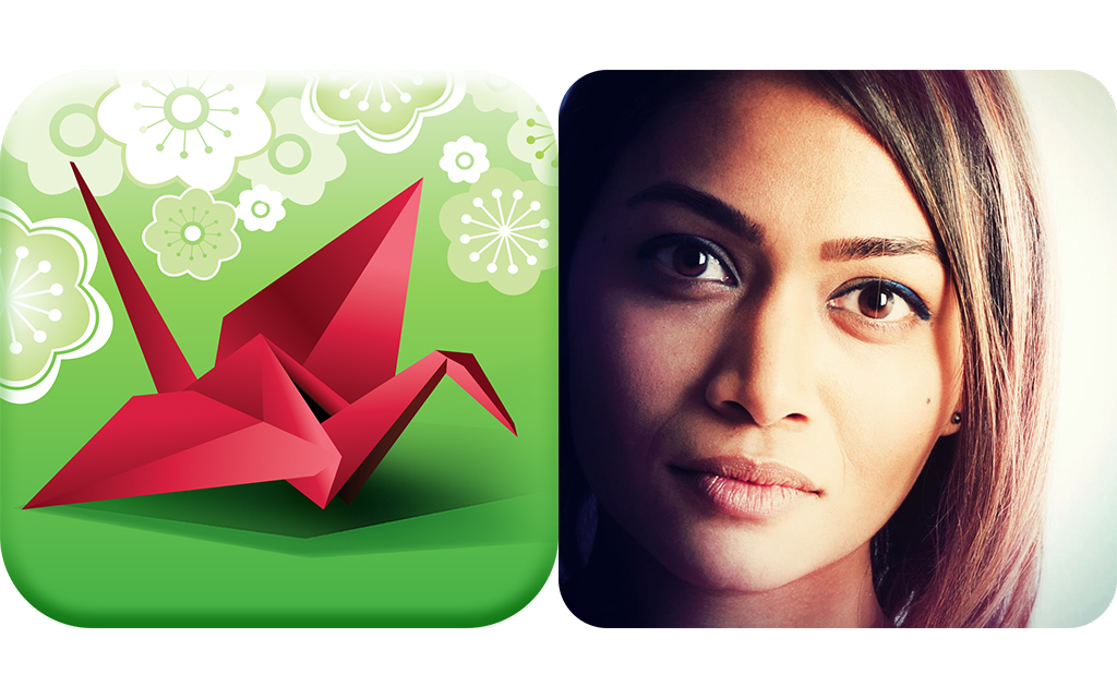 Today's Best Apps: Origami Fun And The Human Project