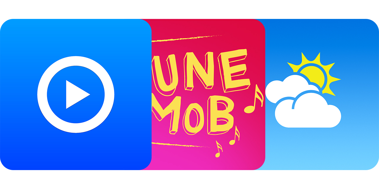 Today's Best Apps: Bench Player, TuneMob And Aero