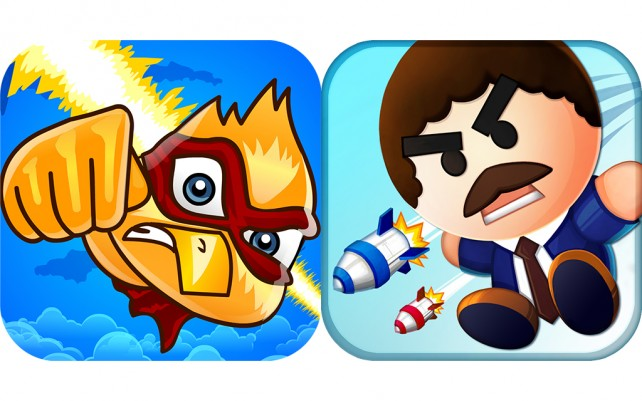 Today's Best Apps: Swift Revenge And Battle Run