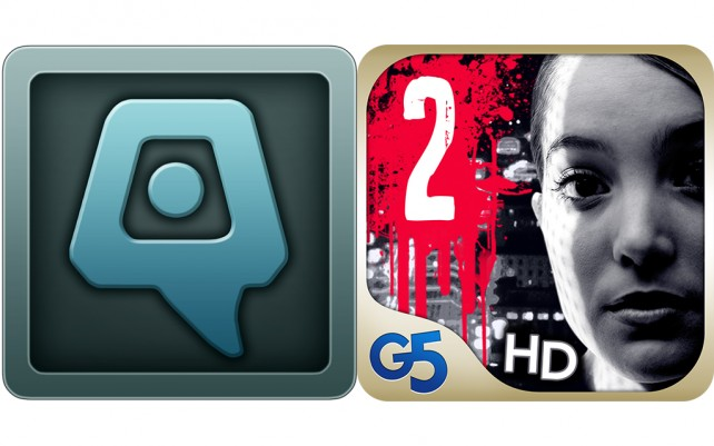 Today's Best Apps: Quantum Spectre And Righteous Kill 2: Revenge Of The Poet Killer