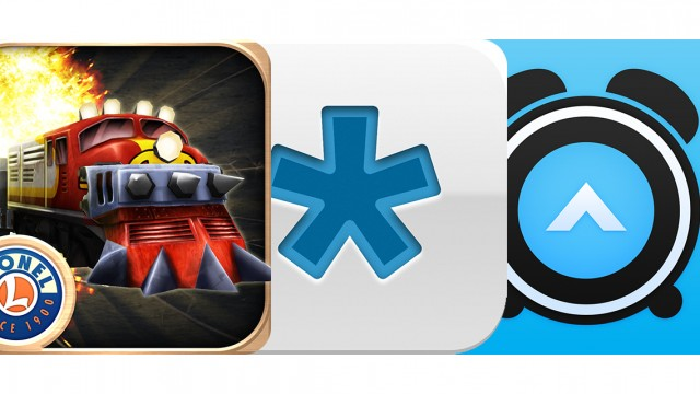 Today's Best Apps: Lionel Battle Train, Editorial And Carrot Alarm