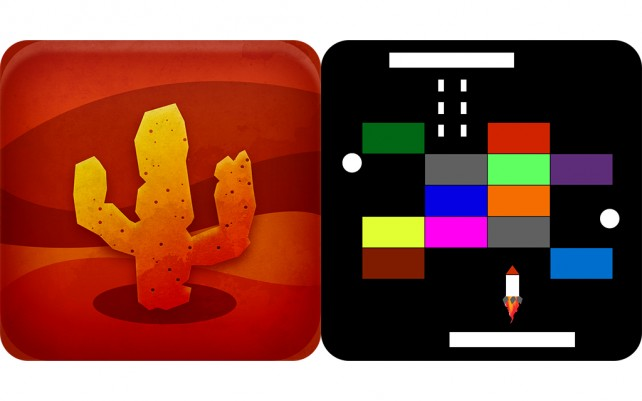 Today's Best Apps: Cactus Player And Brick Breaker Warz