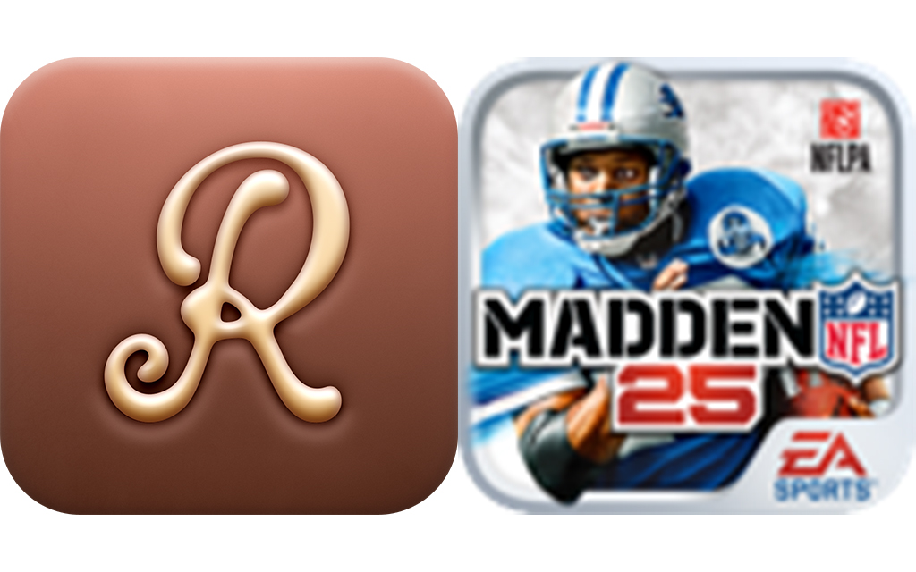 Today's Best Apps: Radium And Madden NFL 25