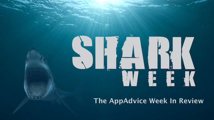 The AppAdvice Week In Review: A Retina Display iPad mini, iOS 7 And Shark Week