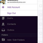 Yahoo Mail Update Makes It Easier To Manage Folders
