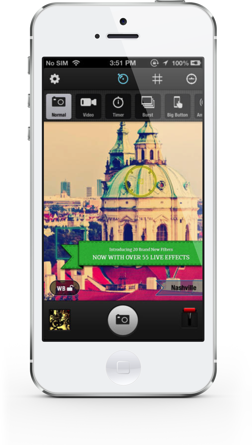 The Zitrr Camera App Now Includes 20 More Filters And A Brand New Interface