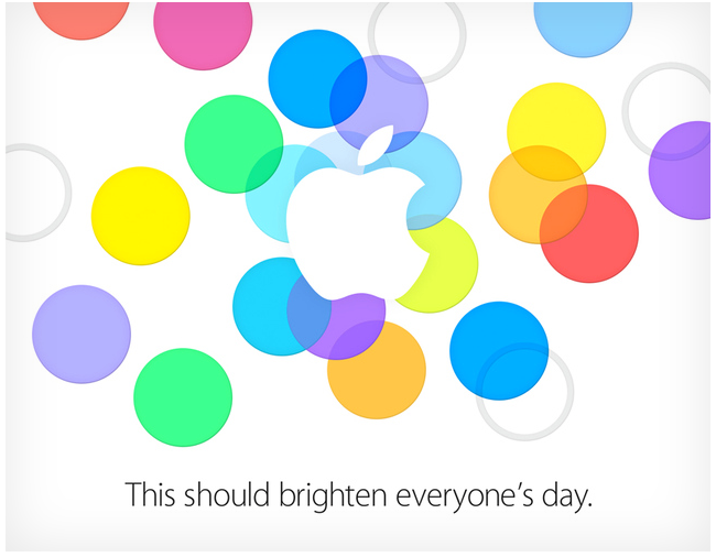 It's Official: Apple Will Announce New iPhones On Tuesday, Sept. 10