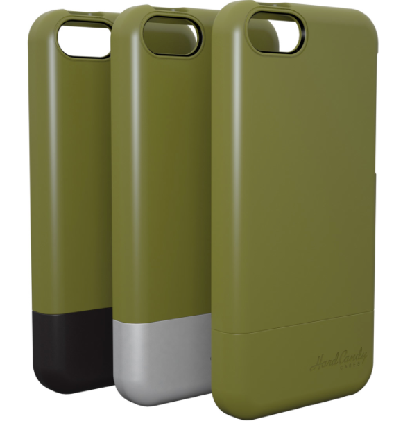 Hard Candy Cases for the iPhone 5C