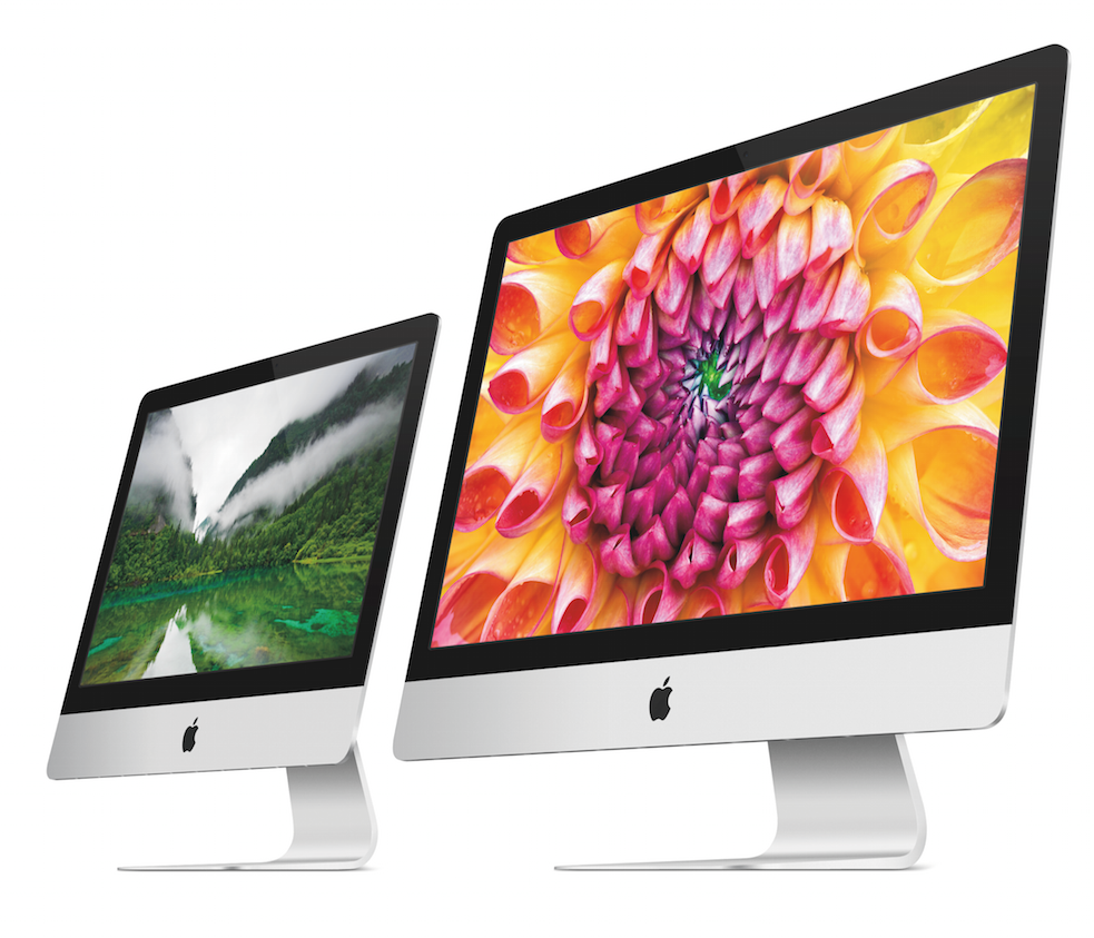 Apple Announces New iMacs With Haswell CPUs And 802.11ac Wi-Fi Support