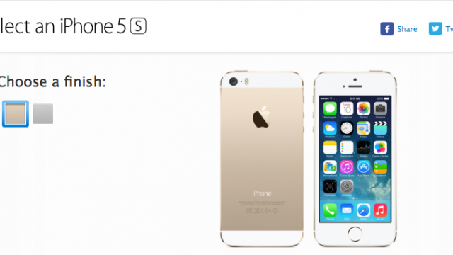 Apple Is Once Again Offering An iPhone 5s Pickup Option But Supplies Remain Limited