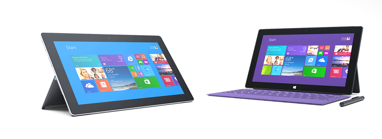 Microsoft Hopes The Surface 2 Tablet Clicks With Customers As Apple Readies New iPads