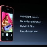 Photographers Should Be Pleased With The iPhone 5C's Cameras