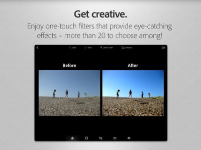 Adobe Photoshop Express 3.0 Features New UI, New Filters And Adobe Revel Integration